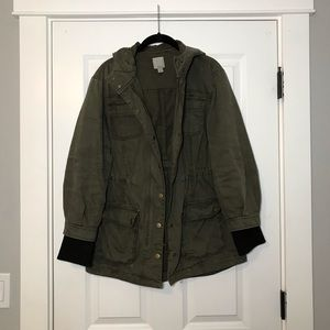 Halogen Utility Jacket